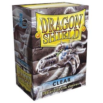 Dragon Shield Card Sleeves - Clear (100)