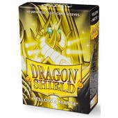Dragon Shield Yu-Gi-Oh! Size Card Sleeves - Matte Yellow (60)