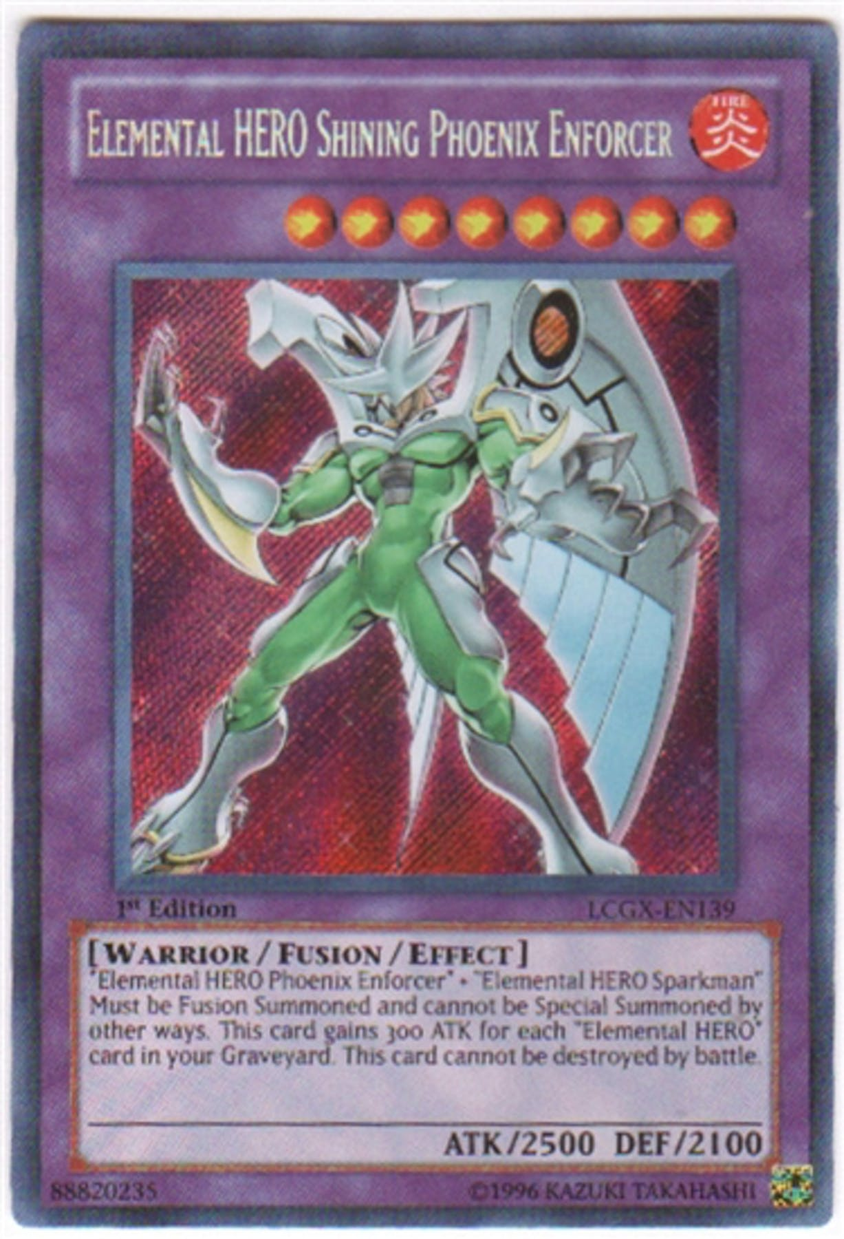 yugioh phoenix enforcer