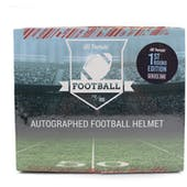 2019 Hit Parade Auto Full Size Football Helmet 1st Round 1-Box Ser 1- DACW Live 8 Spot Random Division Break 1