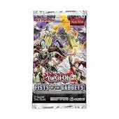 Yu-Gi-Oh Fists of Gadgets Booster 12-Box Case Full Funds Up Front Save $10 (Presell)