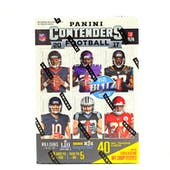 2017 Panini Contenders Football 5-Pack Blaster Box