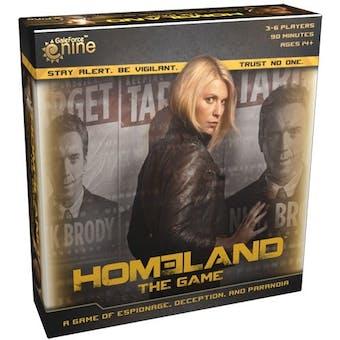 Homeland: The Game (Gale Force Nine)