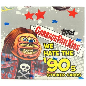 Garbage Pail Kids Series 1 We Hate The 90's Box (Topps 2019)