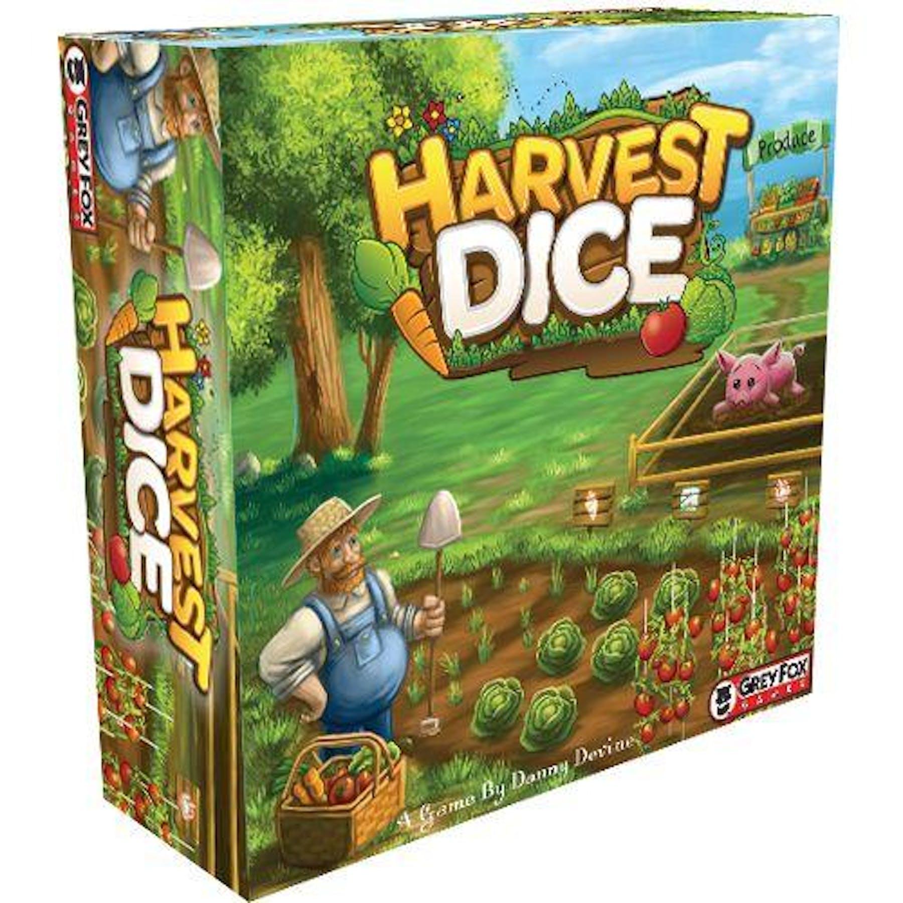 Harvest Dice (Grey Fox Games) | DA Card World