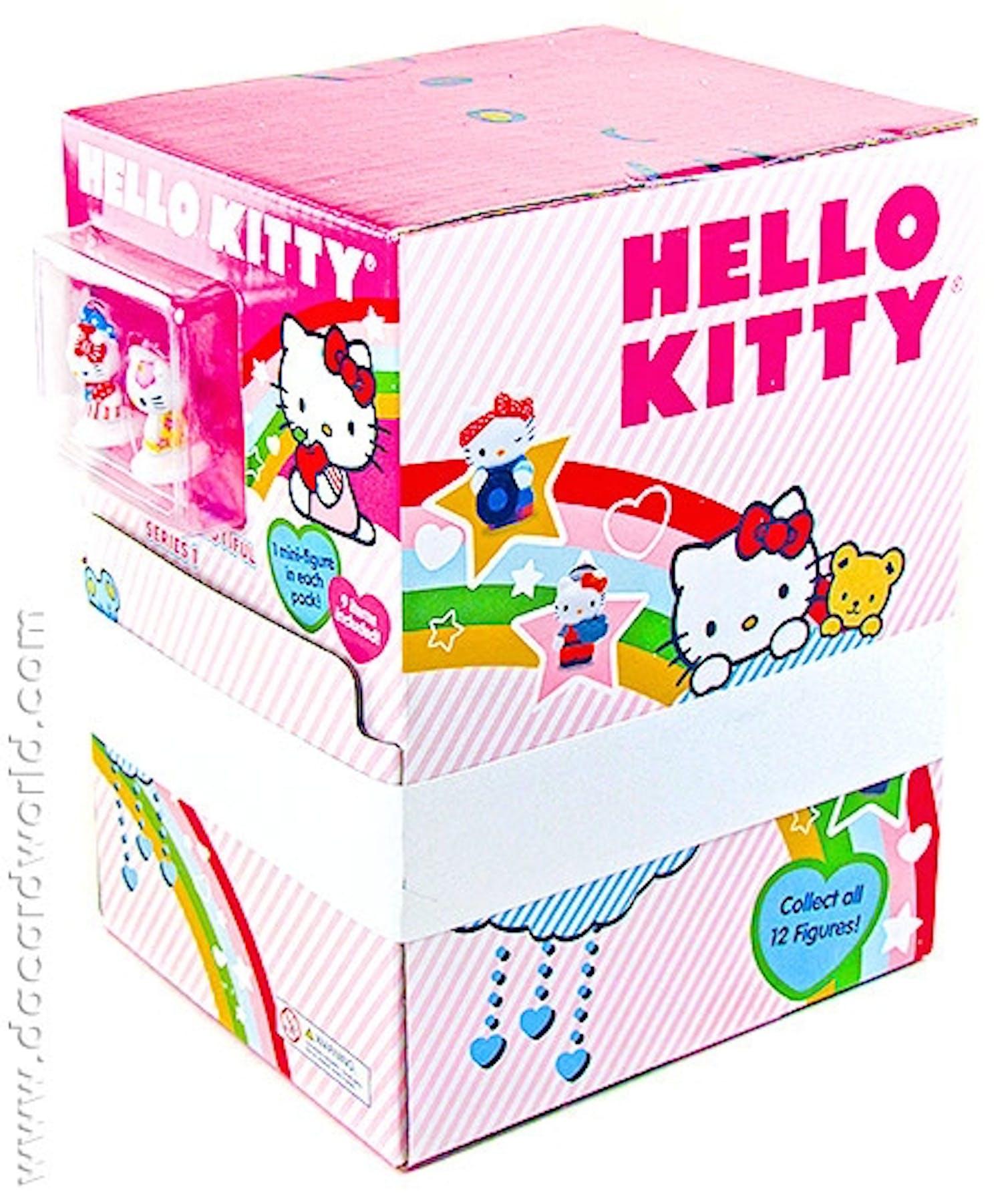 Hello Kitty America the Beautiful Series 1 Trading Card ...
