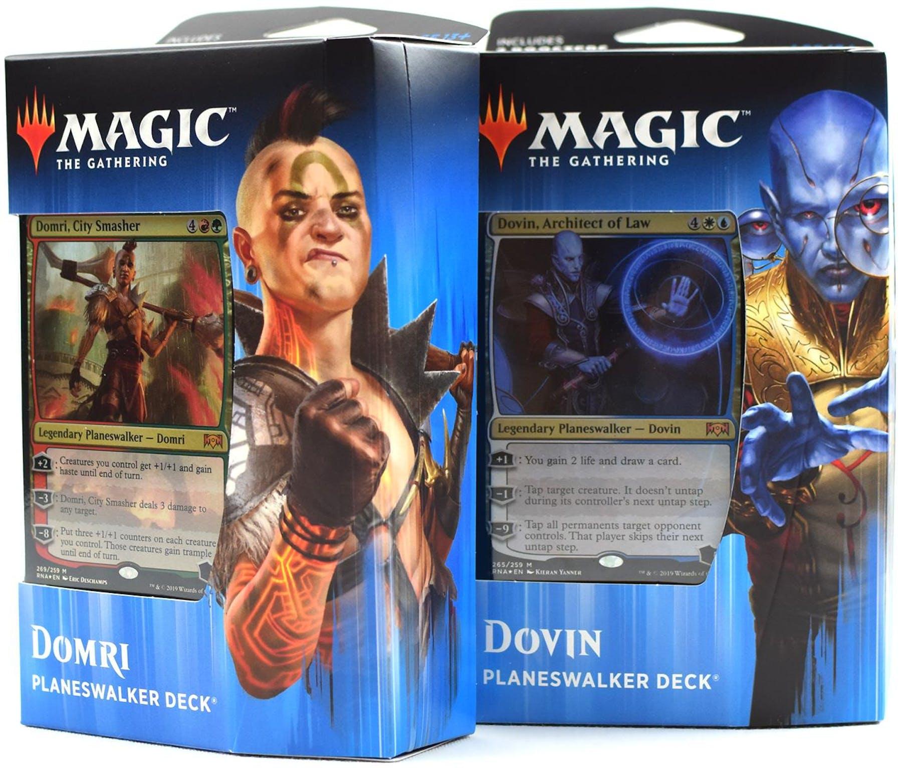 Magic The Gathering Ravnica Allegiance Planeswalker Deck