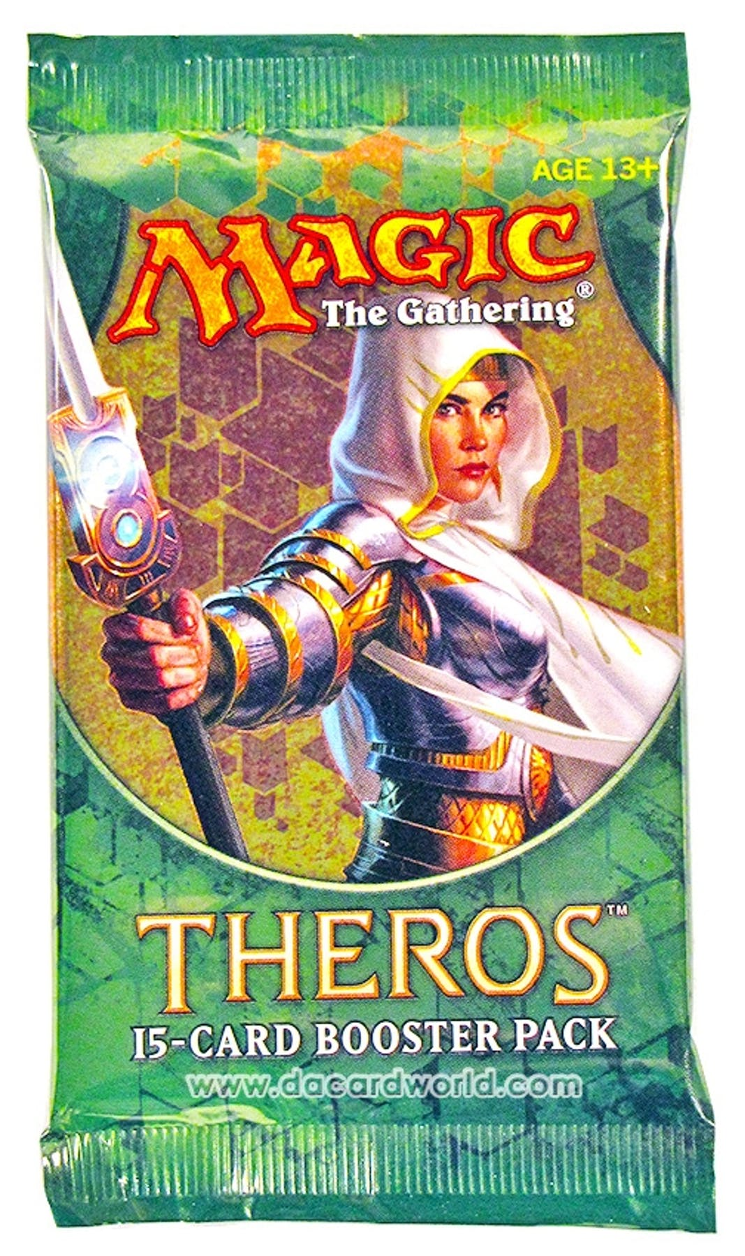 Magic The Gathering Theros Booster Pack Da Card World