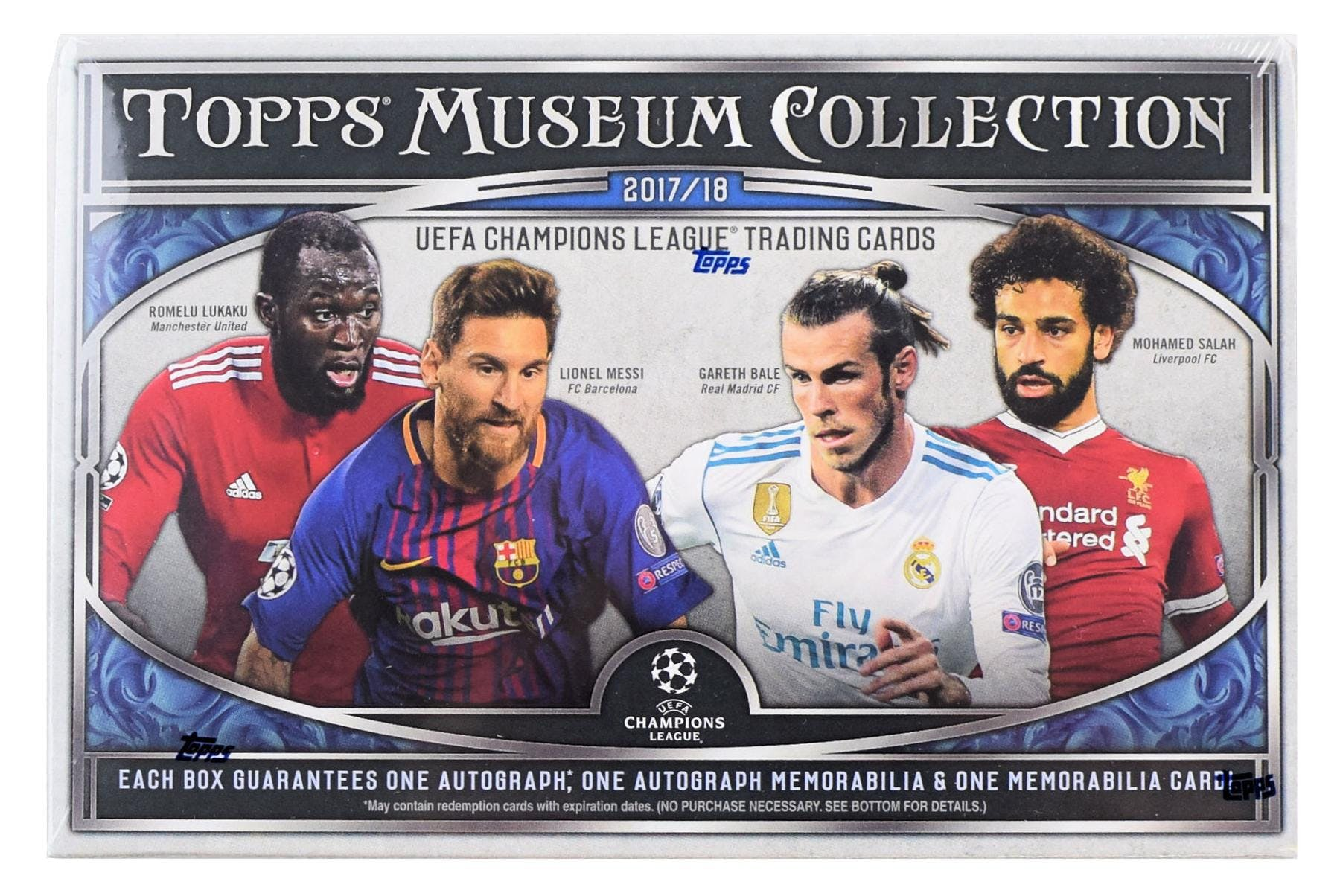 4cf656da2 2018 Topps UEFA Champions League Museum Collection Soccer ...
