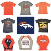 ad03cbe7bc5 Denver Broncos Officially Licensed NFL Apparel Liquidation - 900+ Items,  $38,000+ SRP!