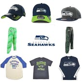97601e22766 Seattle Seahawks Officially Licensed NFL Apparel Liquidation - 310+ Items,  $12,900+ SRP!