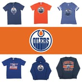 Edmonton Oilers Officially Licensed NHL Apparel Liquidation - 630+ Items, $29,500+ SRP!