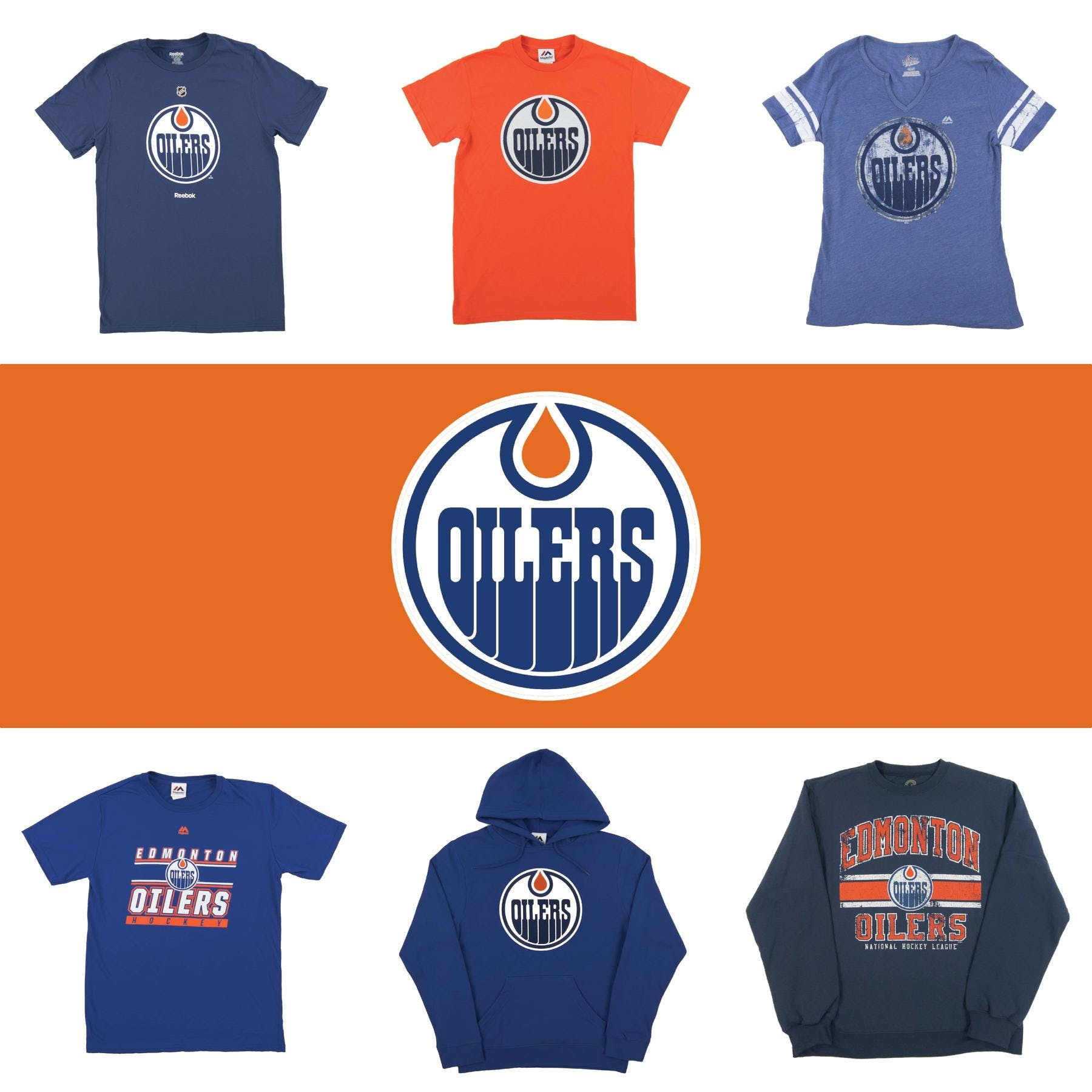 Edmonton Oilers Officially Licensed Nhl Apparel Liquidation 630