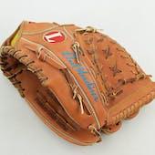 Orel Hershiser Los Angeles Dodgers Autographed Player Model Stat Glove (No COA)