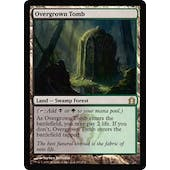 Magic the Gathering Return to Ravnica Single Overgrown Tomb - NEAR MINT (NM)