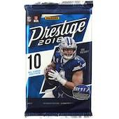 2018 Panini Prestige Football Retail Pack (Lot of 24)