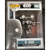 Star Wars Rogue One K-2SO Funko POP Autographed by Alan Tyduk