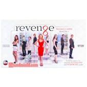 Revenge Season One Trading Cards Box (Cryptozoic 2013)