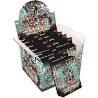 Yu-Gi-Oh Savage Strike Special Edition Box