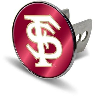 "Florida State Seminoles Rico Industries 4 "" Laser Trailer Hitch Cover"