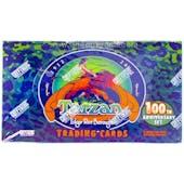 Tarzan 100th Anniversary Trading Cards Box (Cryptozoic 2012)