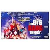 The Big Bang Theory Season 5 Trading Cards Box (Cryptozoic 2013)