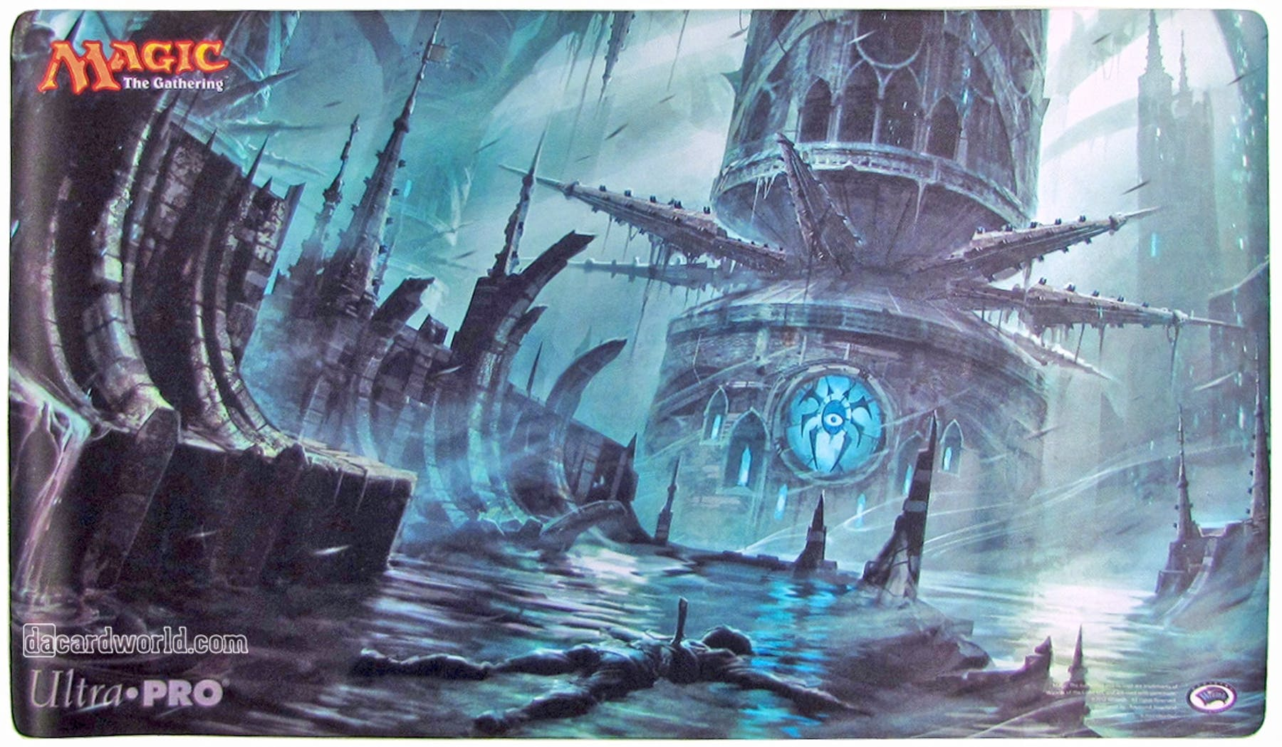 Ultra Pro Magic The Gathering Watery Grave Playmat Da
