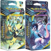 Pokemon Sun & Moon: Unbroken Bonds Theme Deck Box