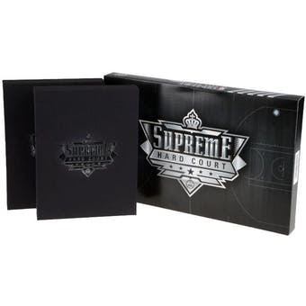 2017/18 Upper Deck Supreme Hard Court Basketball 10-Box Case- DACW Live 22 Spot Pick Your Team Break #1