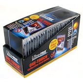 Ultra Pro 55pt. One Touch Magnetic Card Holder (25 Count Box)