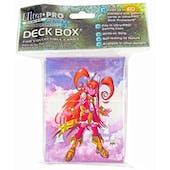 Ultra Pro Skylar & Skyla Deck Box by Sonny Strait