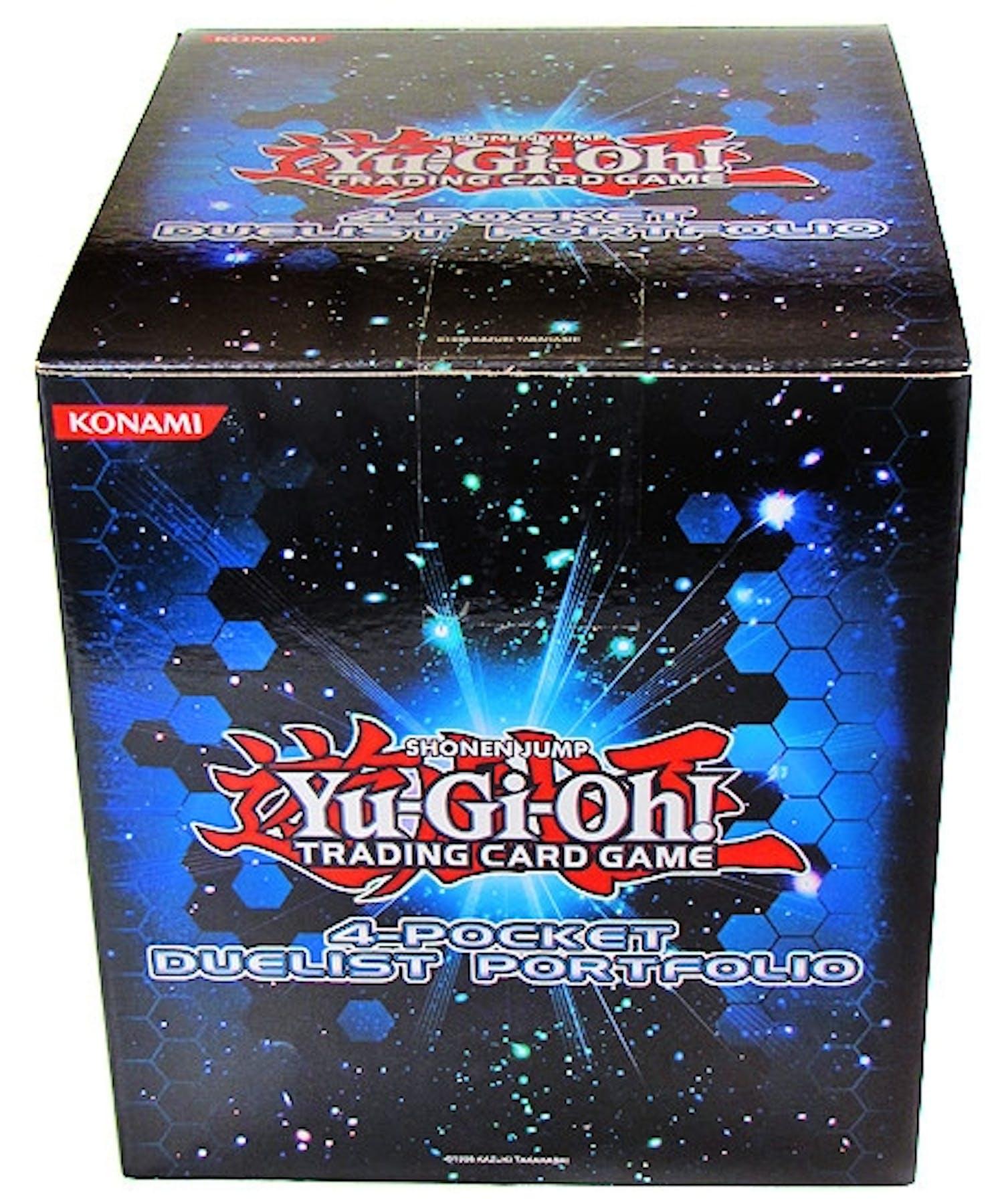 Konami Yu-Gi-Oh Duelist 4-Pocket Portfolio Case (48 Count