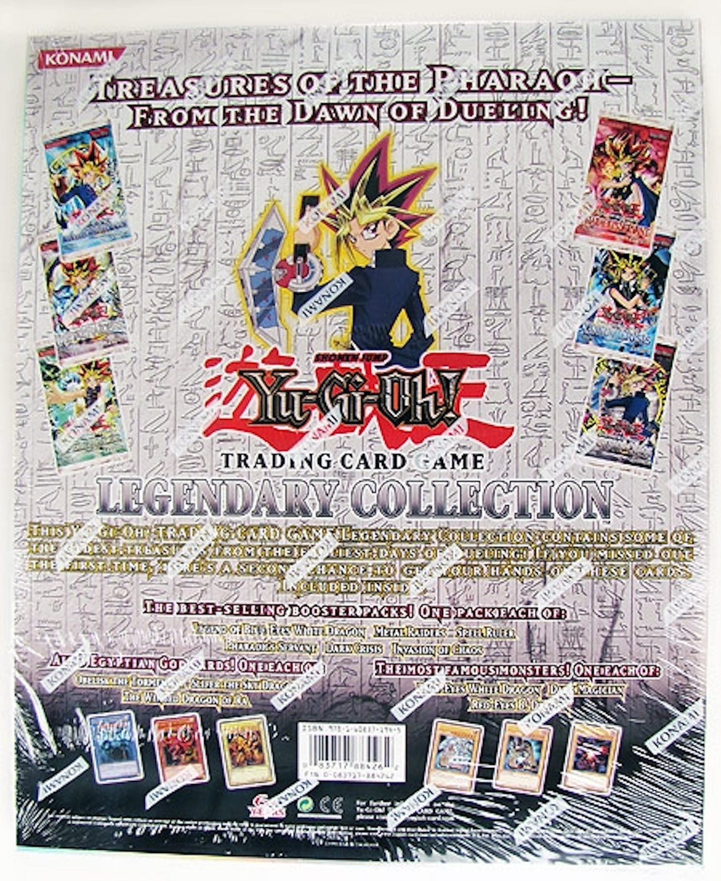 Yu-Gi-Oh Legendary Collection Box