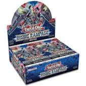 Yu-Gi-Oh Rising Rampage Booster Box (Presell)
