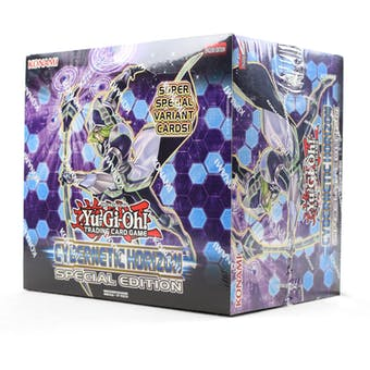 Yu-Gi-Oh Cybernetic Horizon Special Edition 10-Deck Box