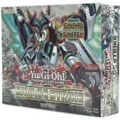 Yu-Gi-Oh Savage Strike Booster Box